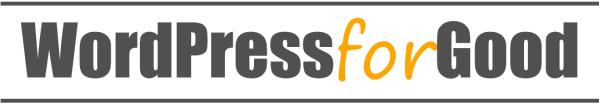 WordPressforGood